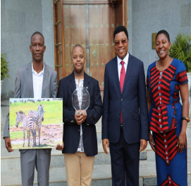 Pearl of people with down Syndrome foundation – Tanzania